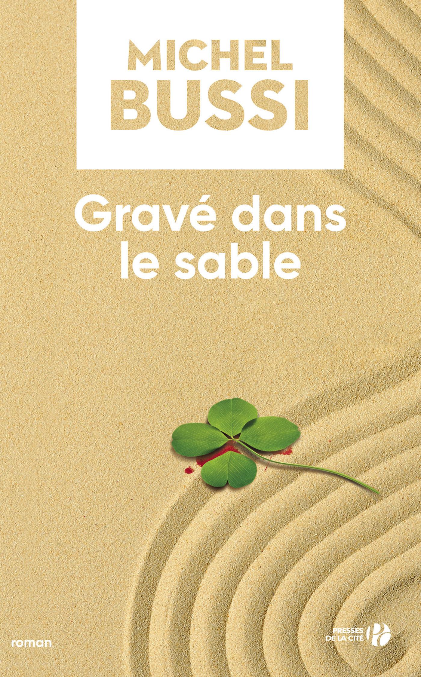 Gravé dans le sable | BUSSI, Michel
