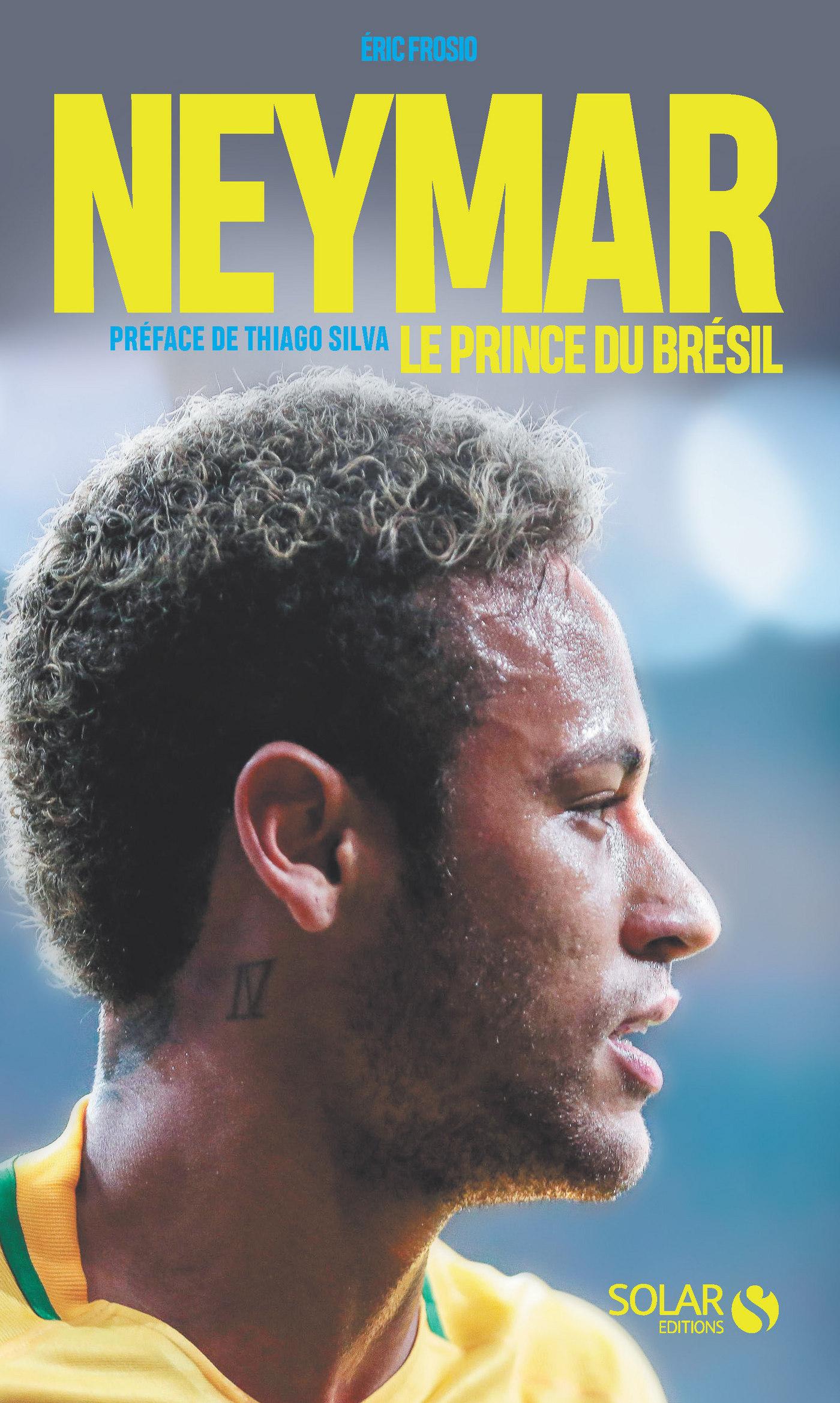 Neymar, le prince du Brésil
