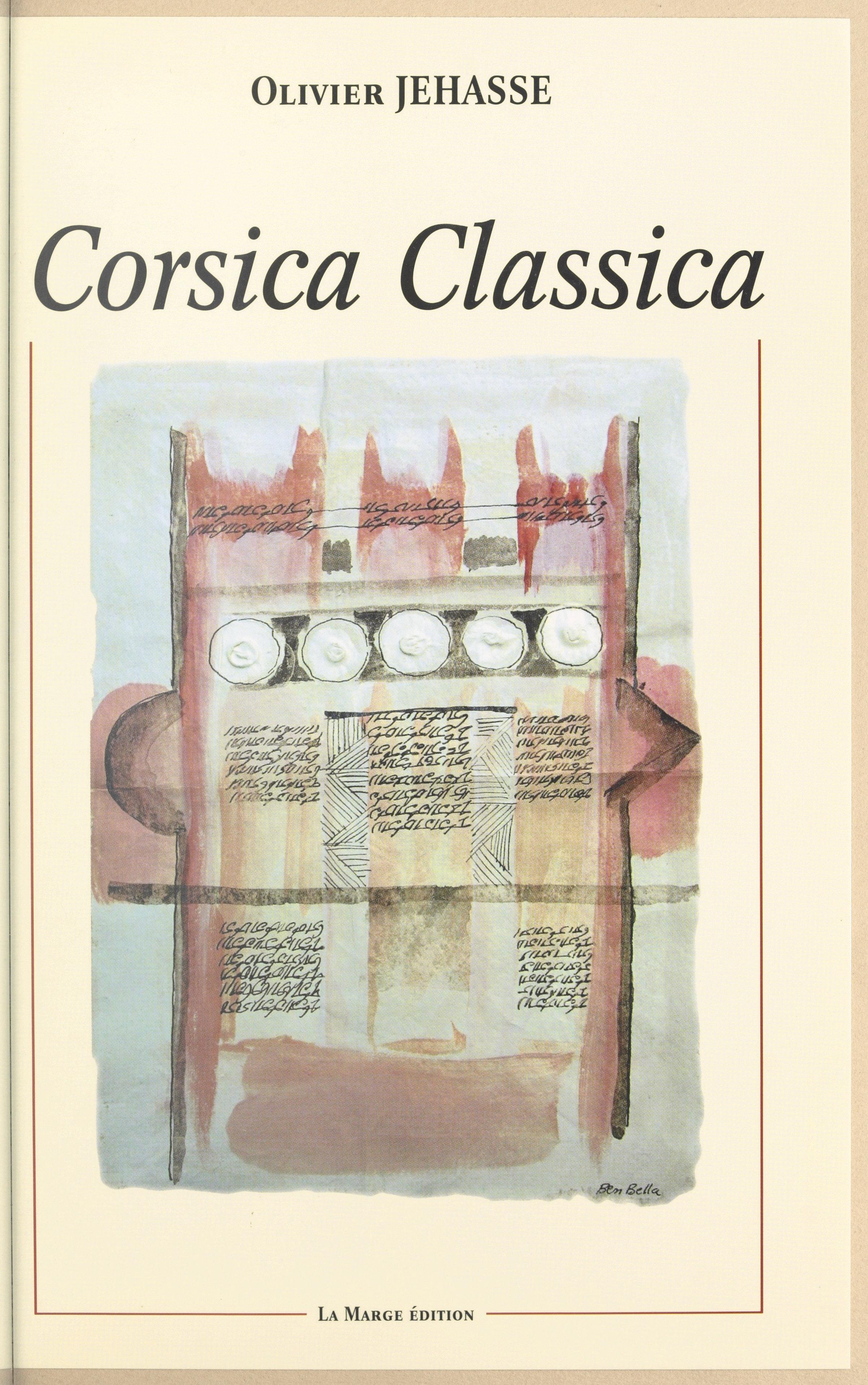 Corsica classica