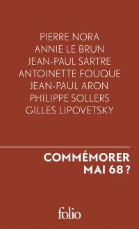 Commémorer Mai 68 ? | Doudet, Sophie. Éditeur scientifique