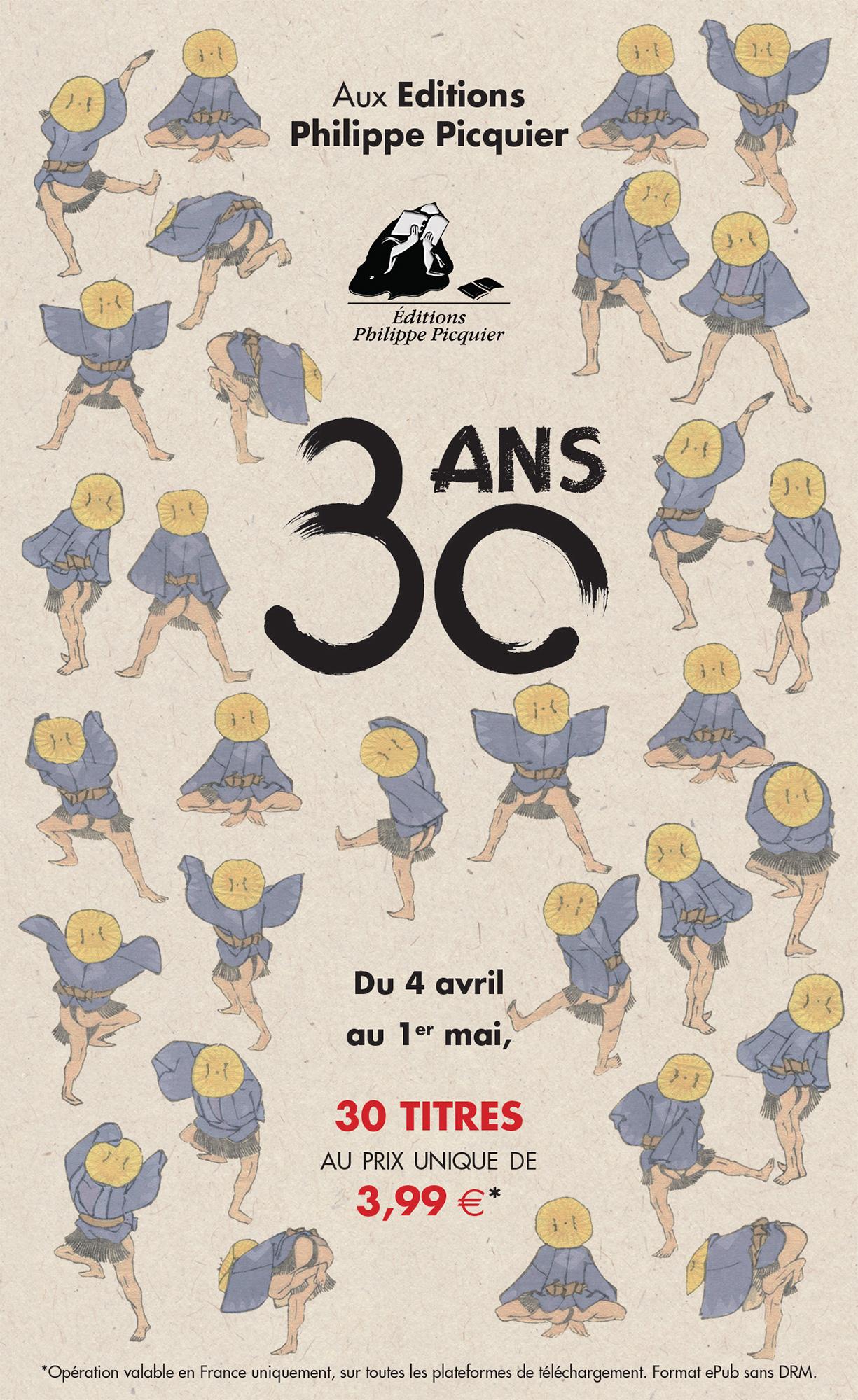 Catalogue 30 ans des Editio...