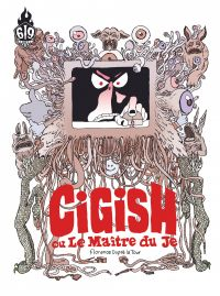 Cigish | Dupré La Tour, Florence (1978-....). Auteur