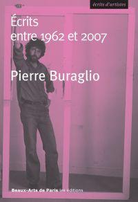 Pierre Buraglio. Écrits ent...