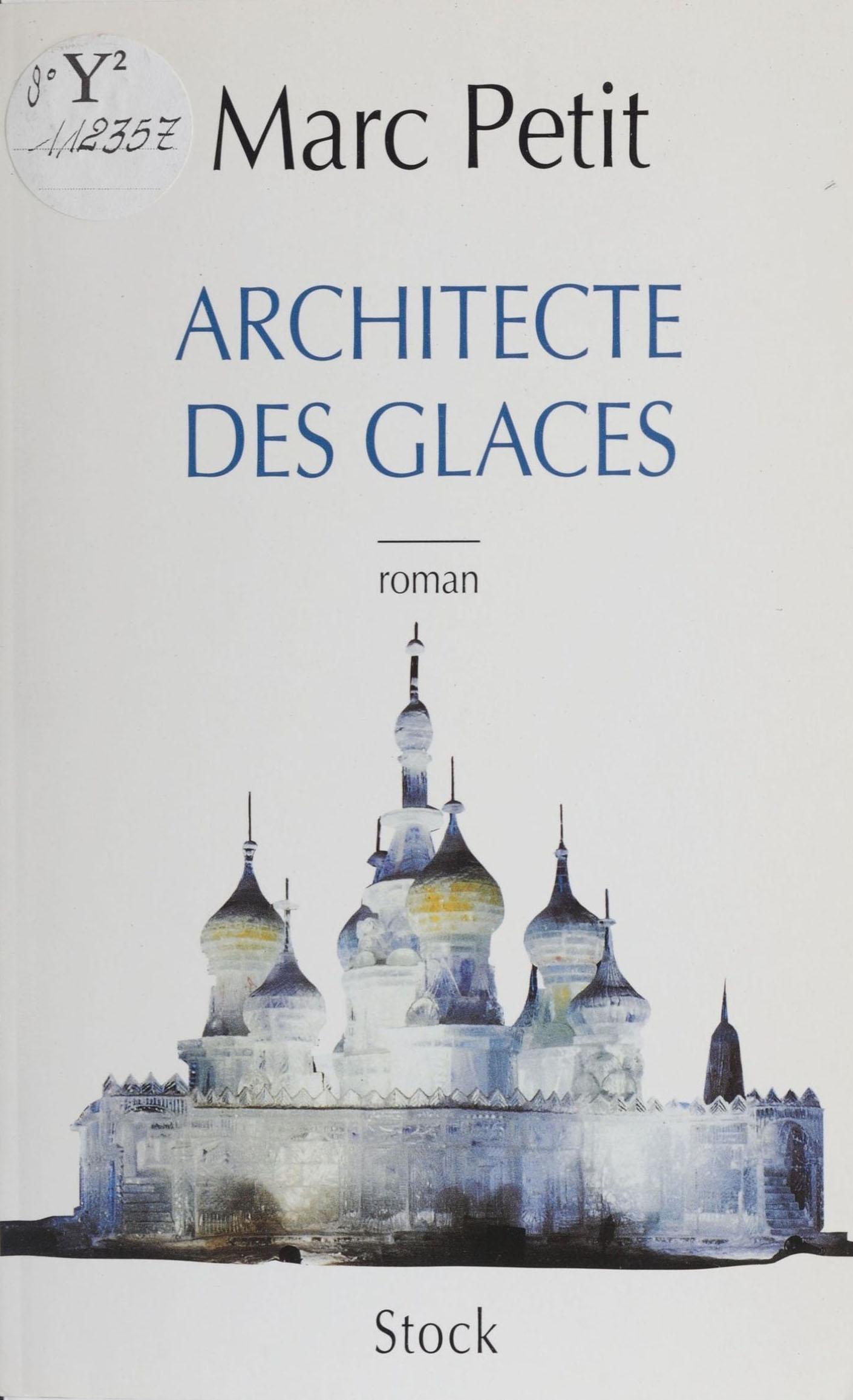L'Architecte des glaces