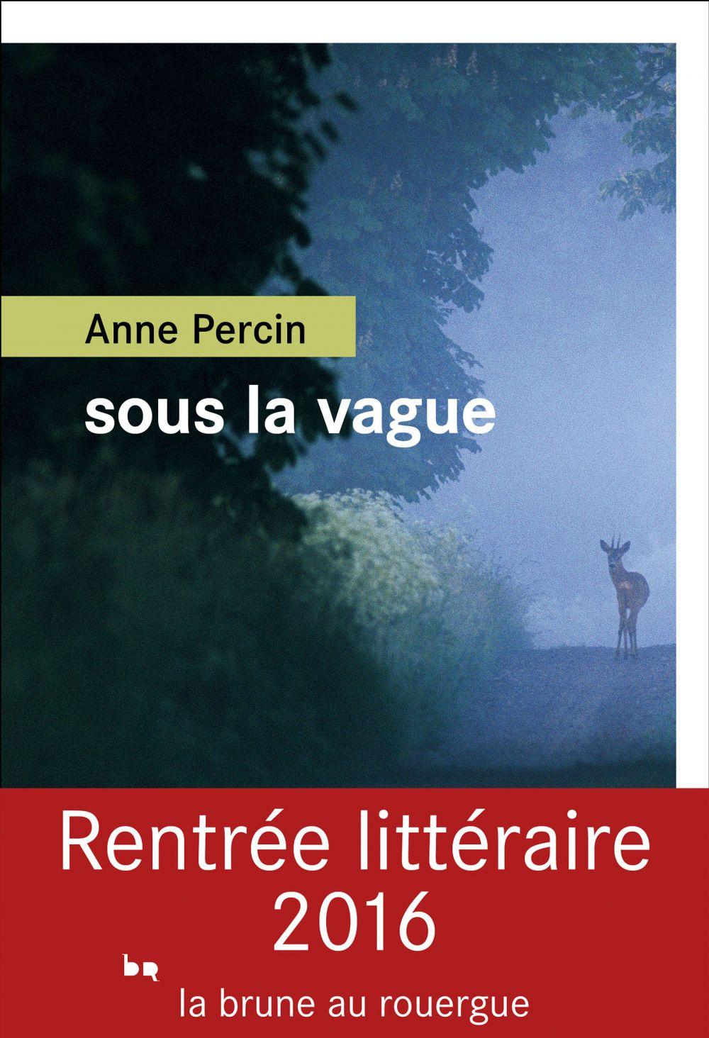 Sous la vague | Percin, Anne (1970-....). Auteur