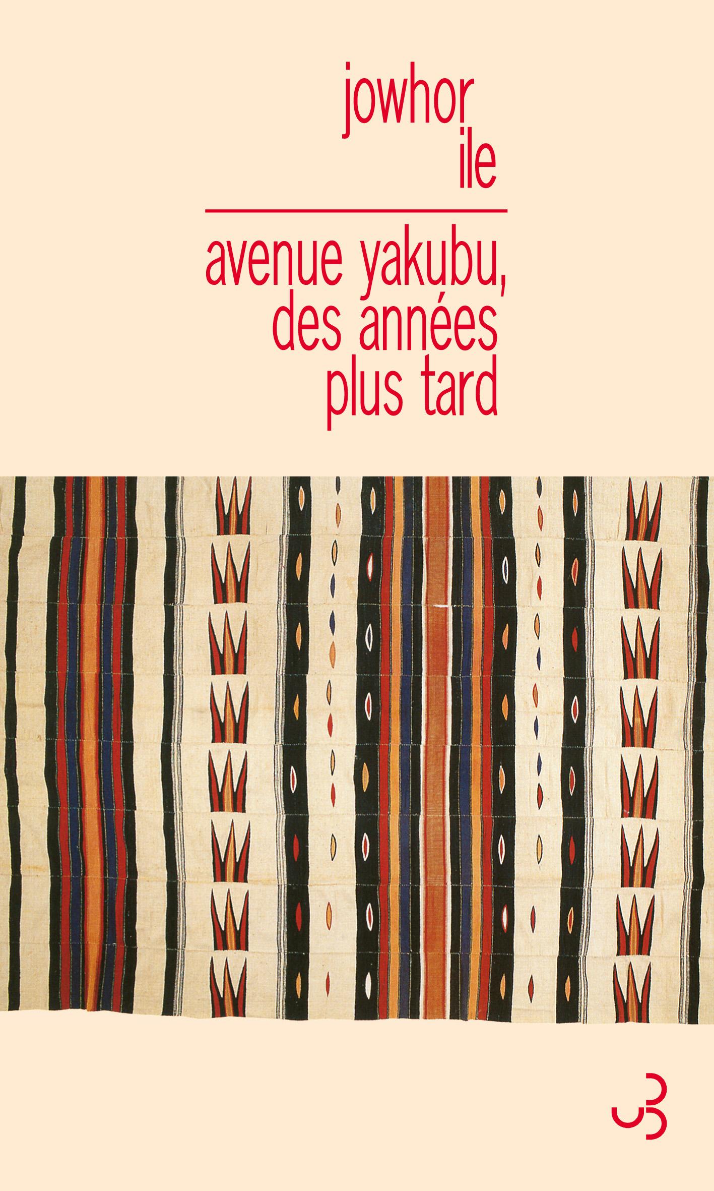 Avenue Yakubu, des années p...