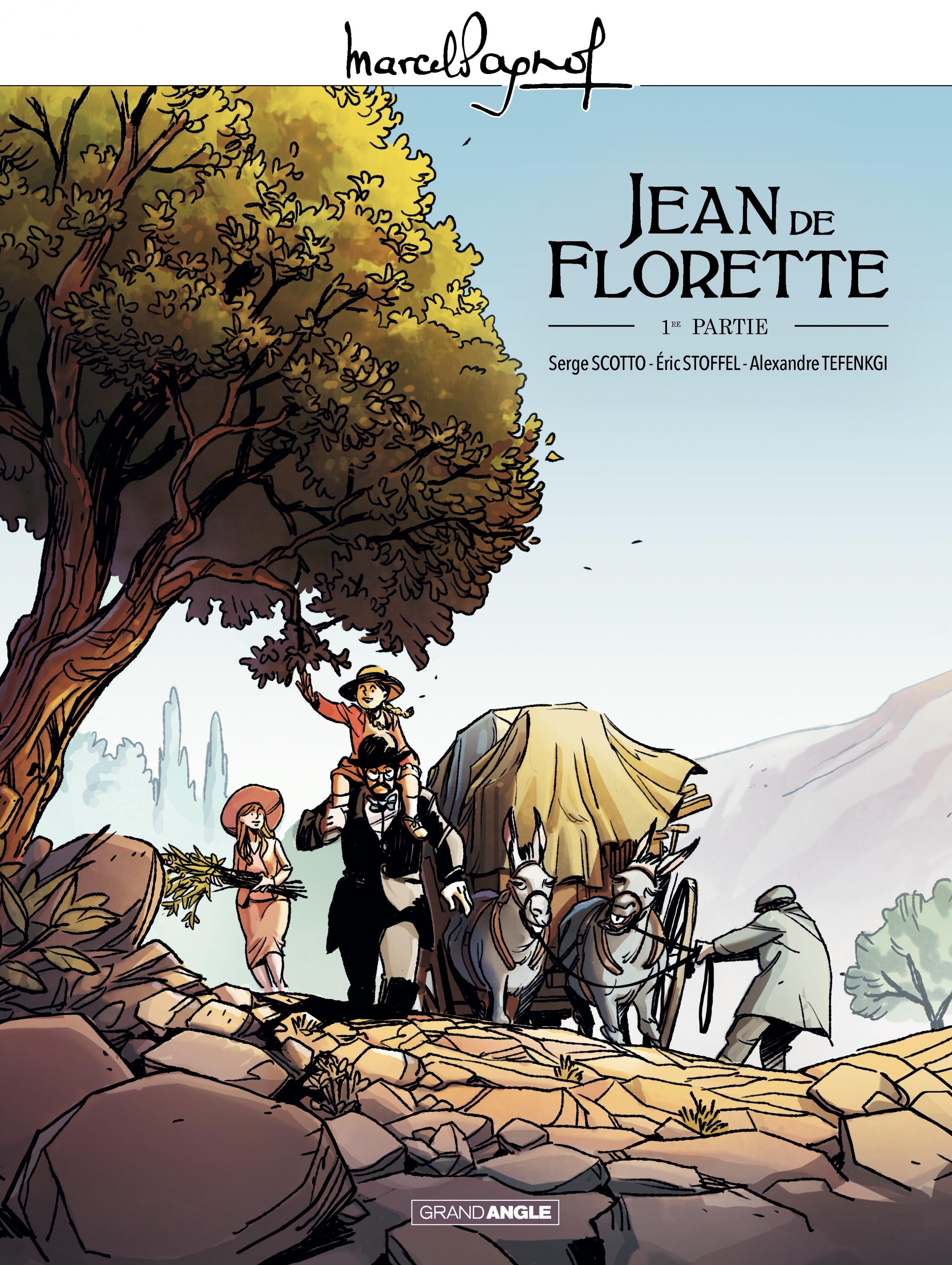 T1 - M. PAGNOL EN BD : JEAN DE FLORETTE - VOLUME 1