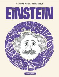 Einstein | Anne Simon, . Illustrateur