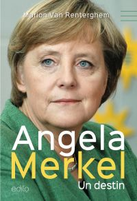 Image de couverture (Angela Merkel, un destin)