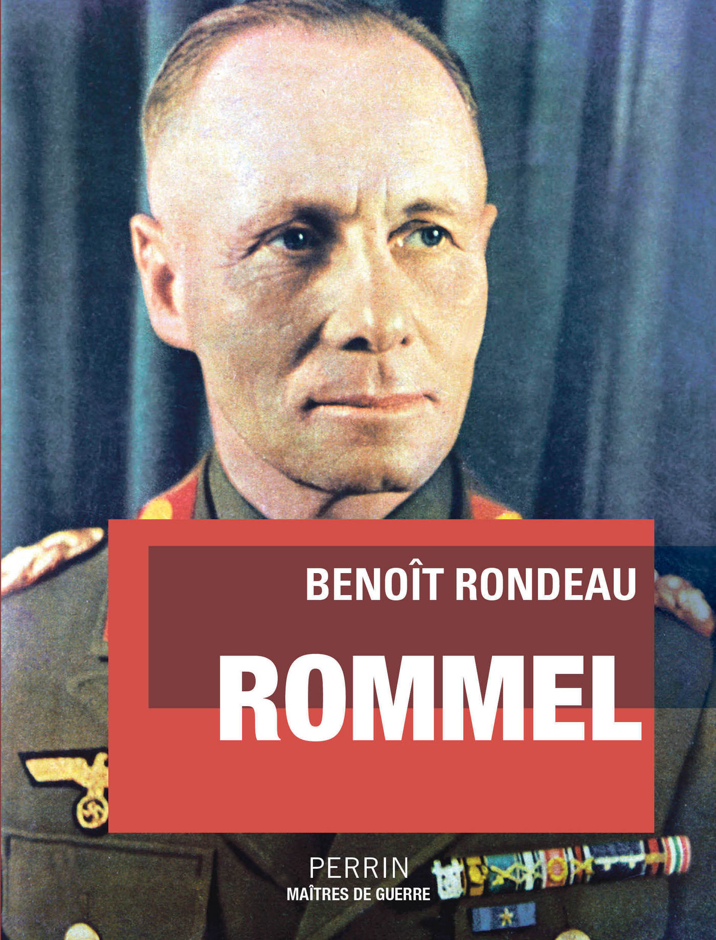 Rommel   RONDEAU, Benoît
