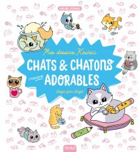 Mes dessins kawaii : Chats ...