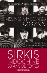 Image de couverture (Kissing my songs : textes & conversations)
