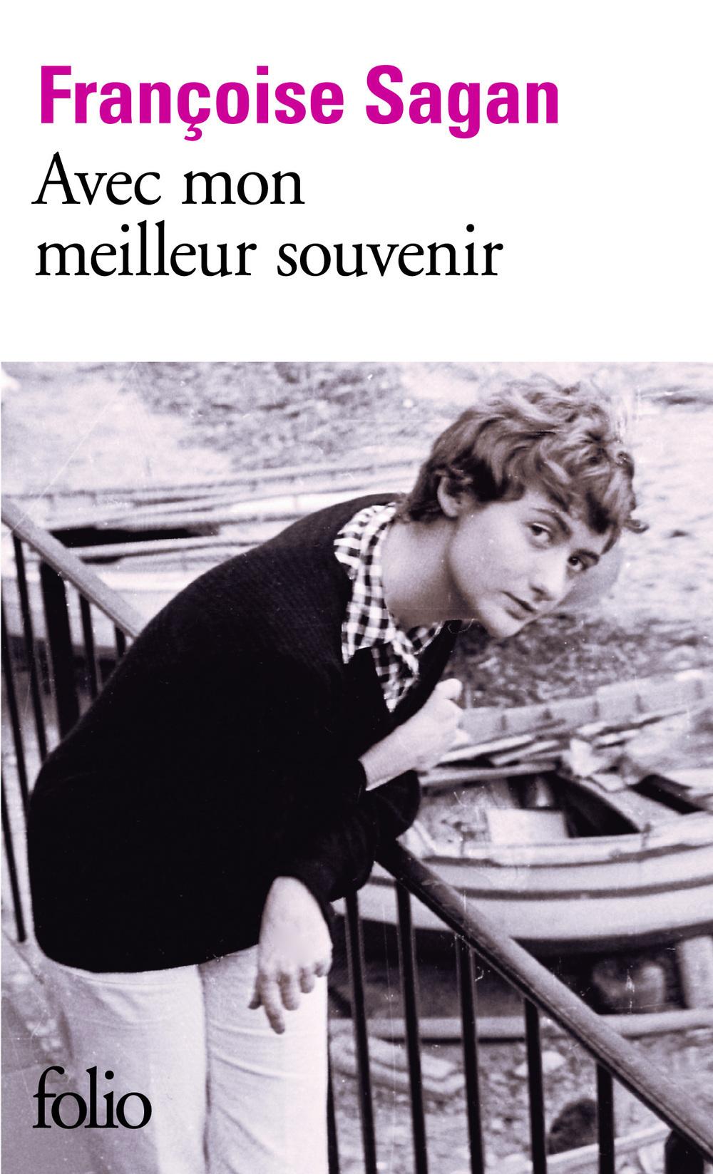 Avec mon meilleur souvenir | Sagan, Françoise (1935-2004). Auteur