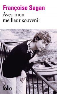 Avec mon meilleur souvenir | Sagan, Françoise. Auteur