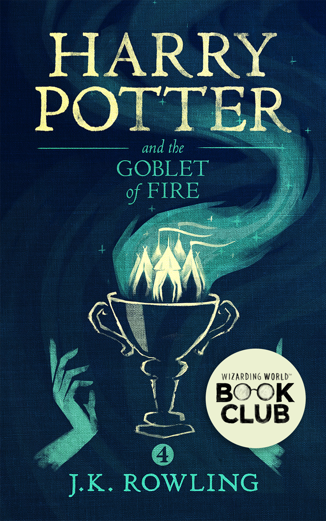 Harry Potter and the Goblet of Fire | Rowling, J.K.