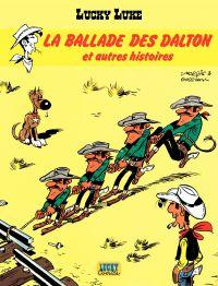 Image de couverture (Lucky Luke - tome 17 – La Ballade des Dalton et autres histoires)
