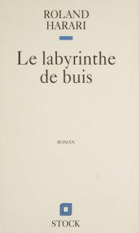 Le Labyrinthe de buis