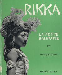 Rikka, la petite balinaise