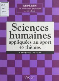 Sciences humaines appliquée...
