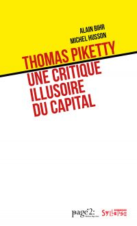 Image de couverture (Thomas Piketty, une critique illusoire du capital)
