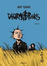 Dharma punks - Tome 1 | Ant Sang, . Auteur
