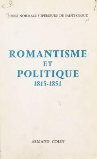 Romantisme et politique, 18...