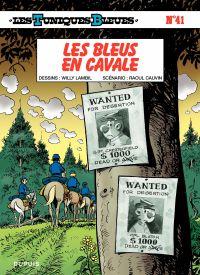 Les Tuniques bleues. Volume 41, Les bleus en cavale