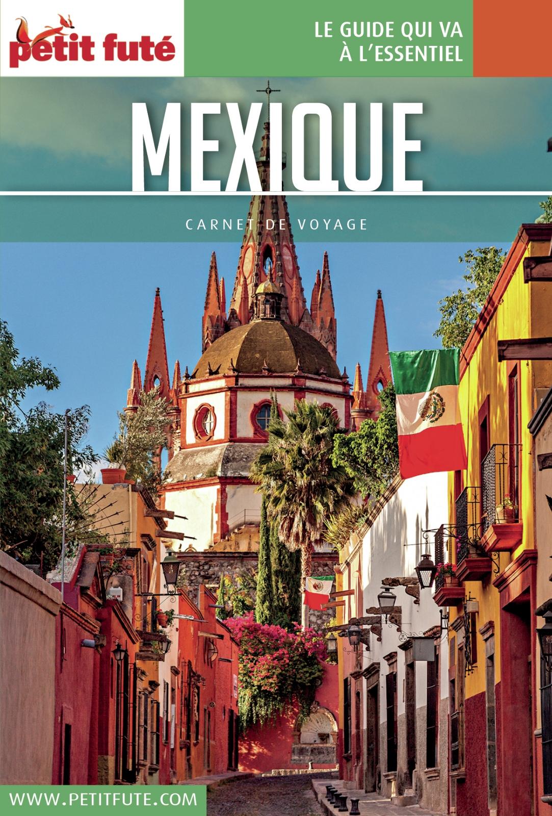 MEXIQUE 2018 Carnet Petit Futé