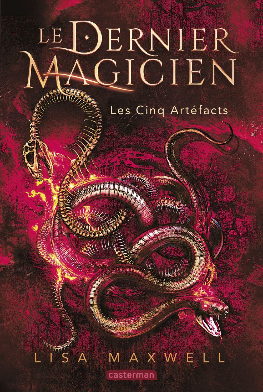 Le Dernier Magicien (Tome 2)  - Les Cinq Artéfacts |
