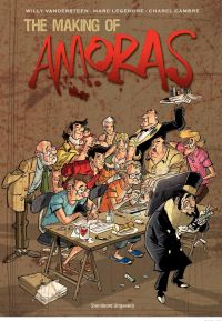 Amoras, The making of