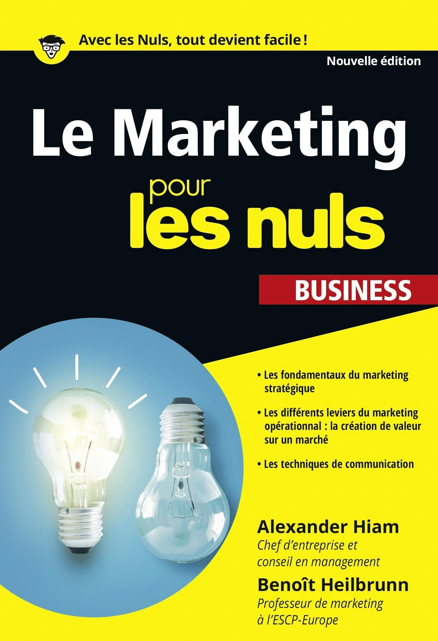 Le Marketing pour les Nuls poche business