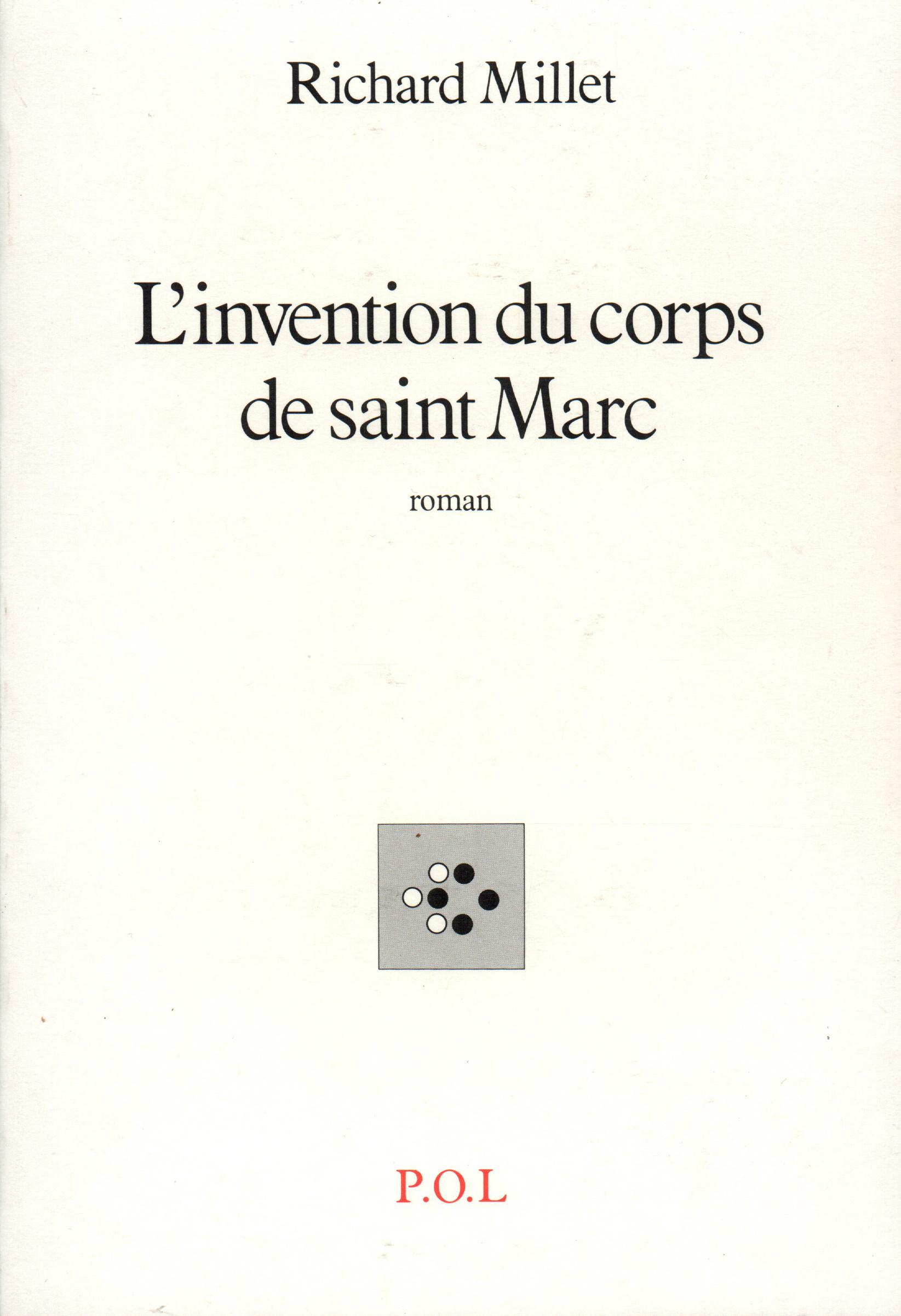 L'Invention du corps de saint Marc
