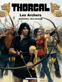 Thorgal. Volume 9, Les archers