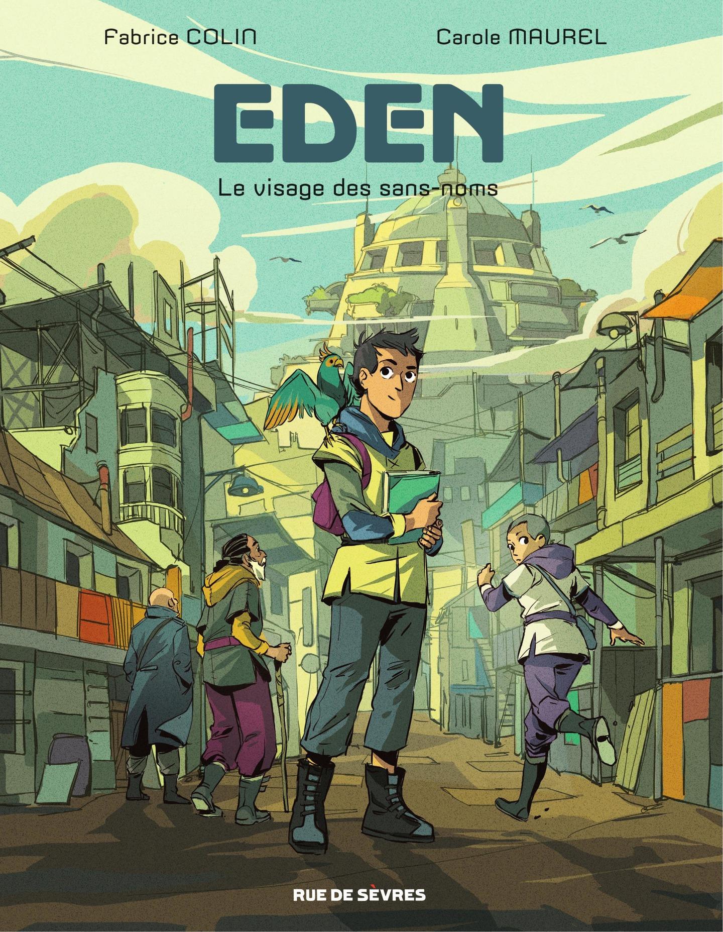Eden - Le visage des sans noms
