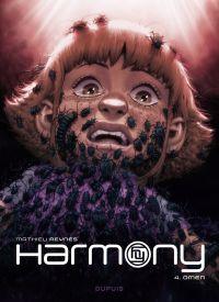 Harmony - tome 4 - Omen | Reynès, . Auteur