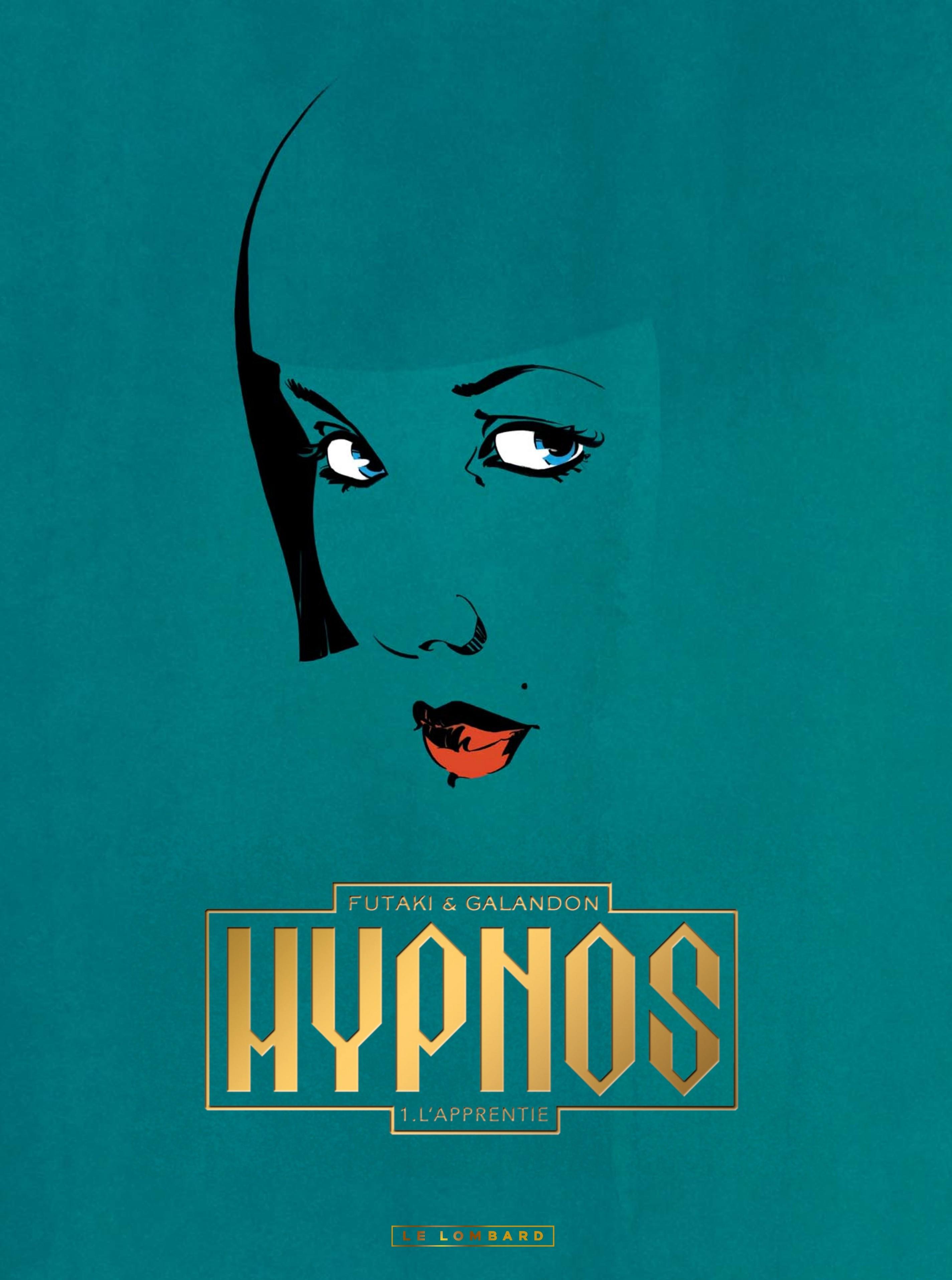 HYPNOS - Tome 1 - L'Apprentie