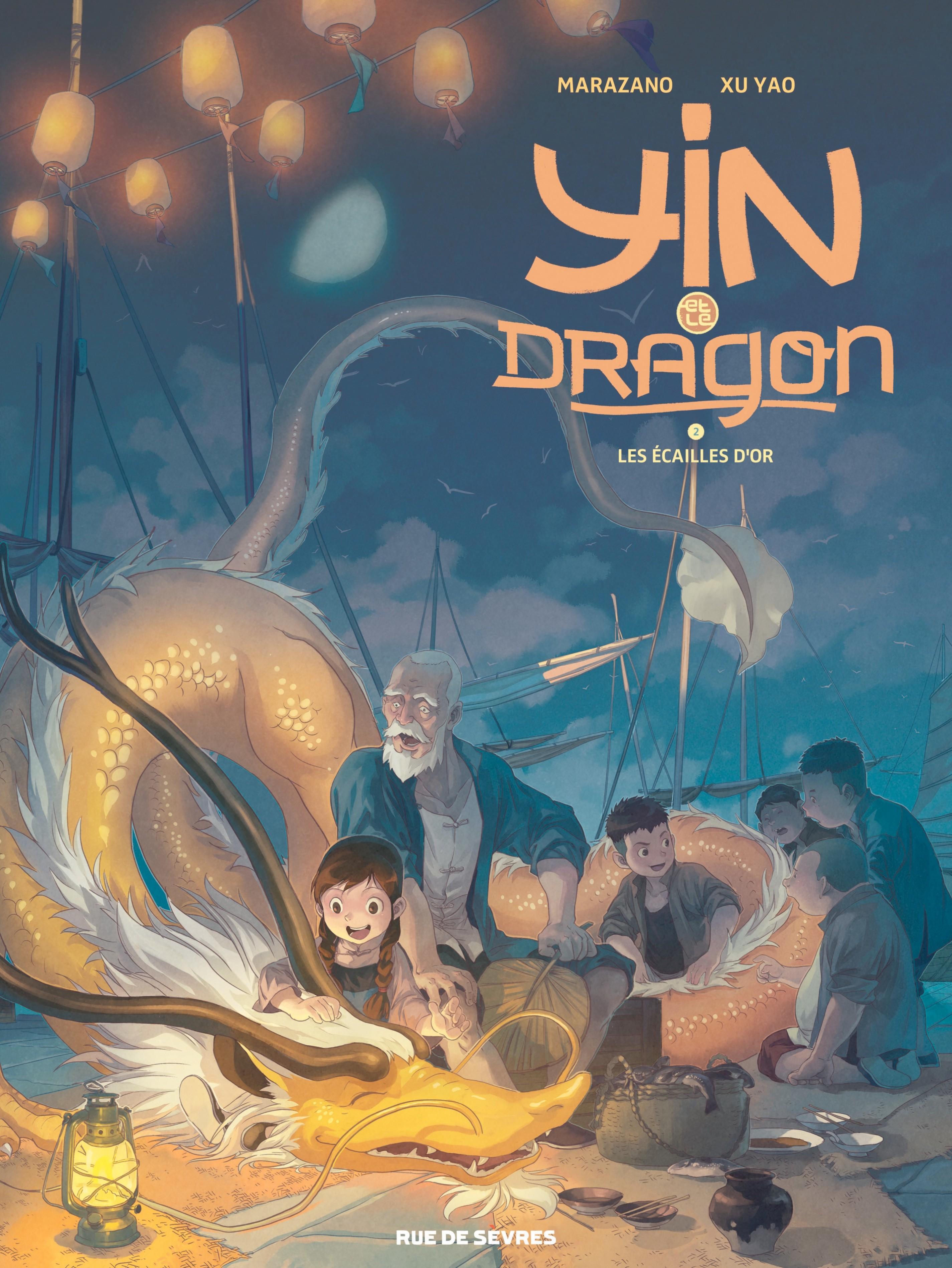 Yin et le Dragon - Tome 2 -...