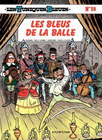Les Tuniques bleues. Volume 28, Les bleus de la balle