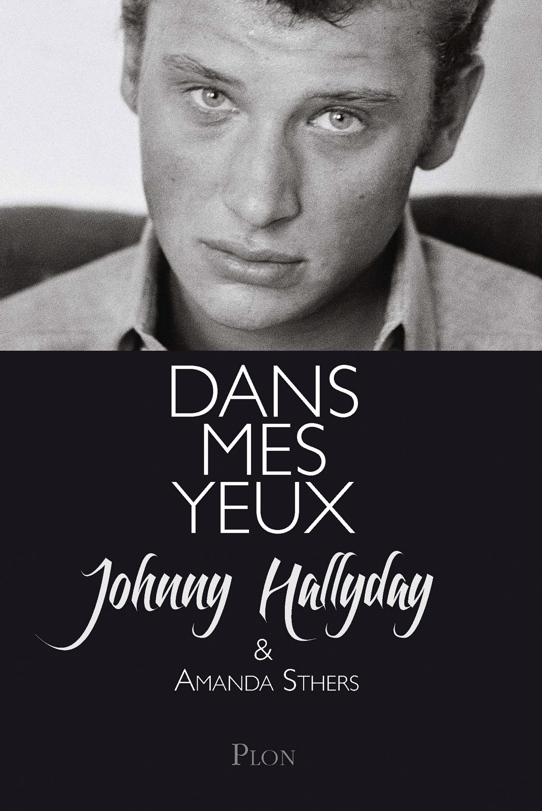 Dans mes yeux | HALLYDAY, Johnny