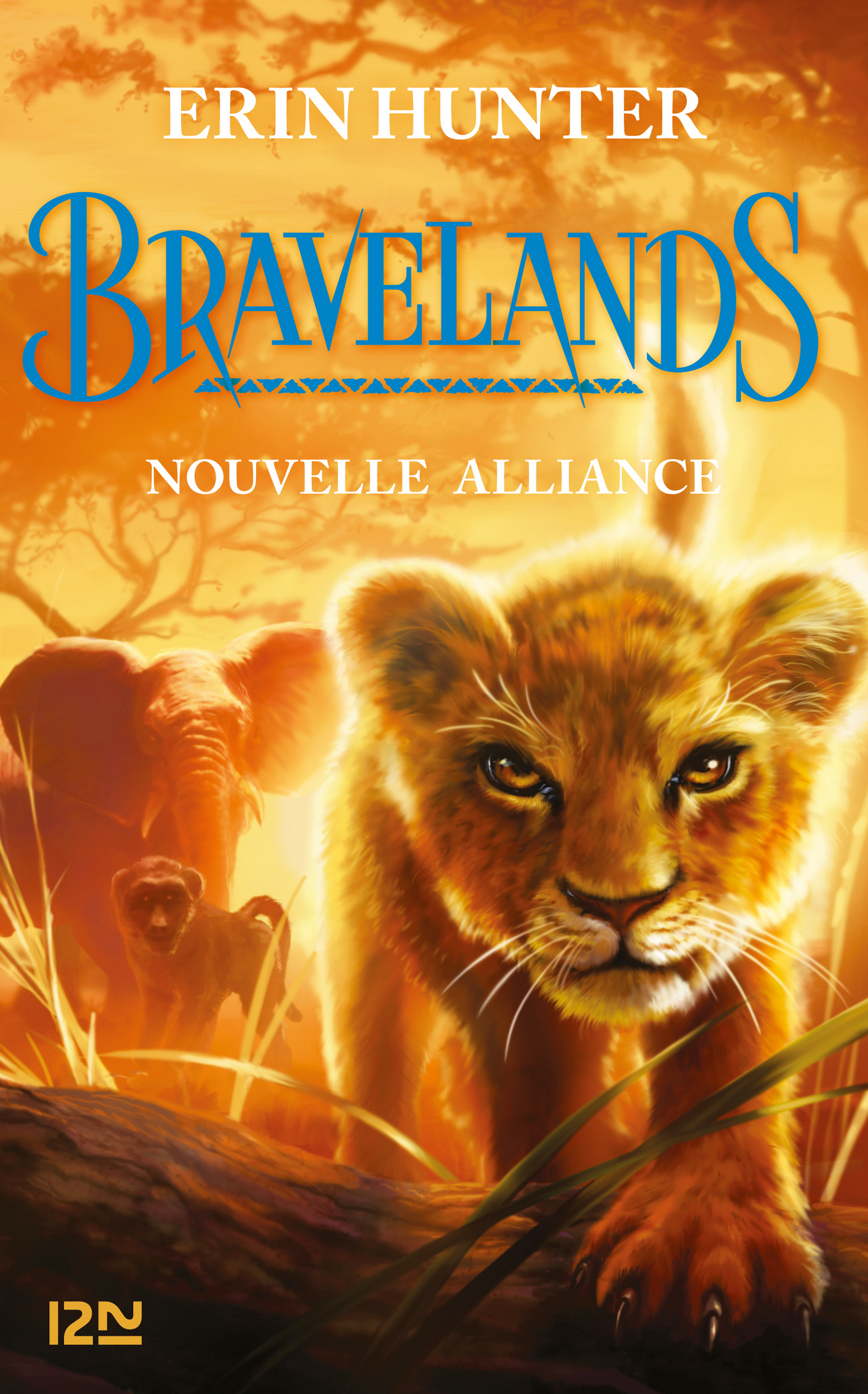 Bravelands - tome 01 | HUNTER, Erin. Auteur