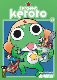 Sergent Keroro - Tome 31