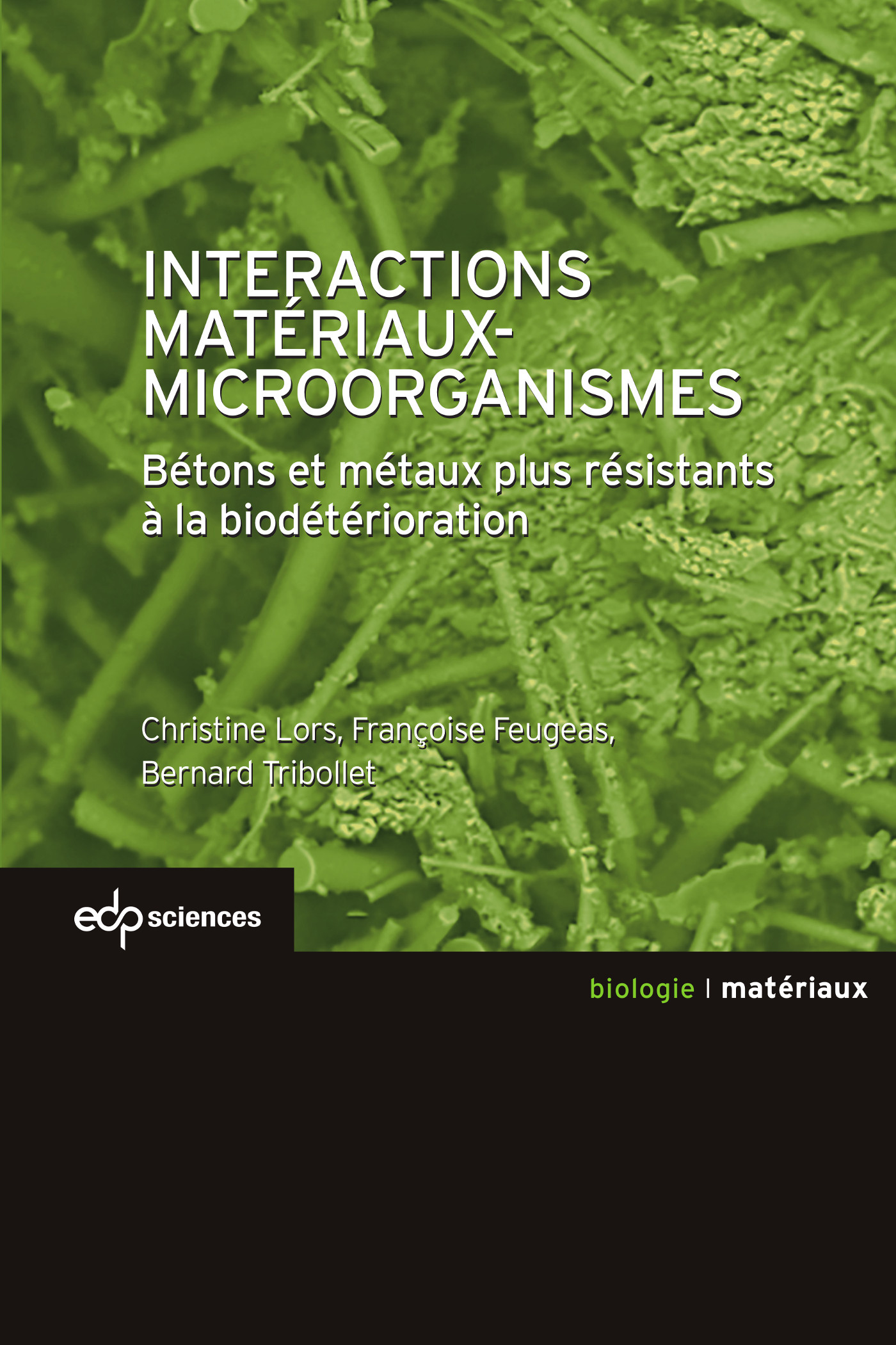 Interactions Matériaux-Microorganismes