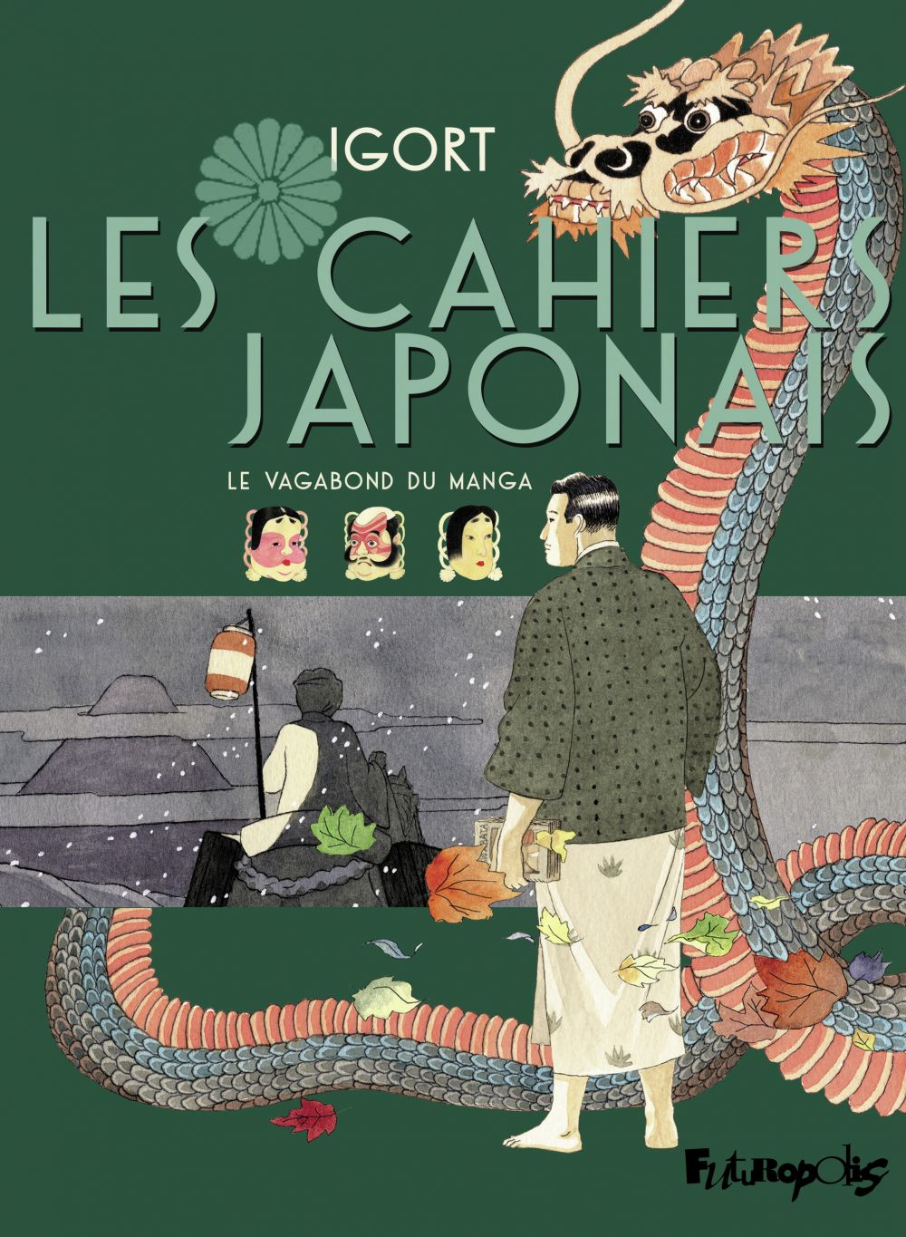 Les Cahiers Japonais (Tome 2) | Igort, . Auteur