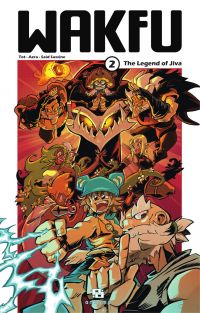 WAKFU MANGA - Tome 2 : The ...