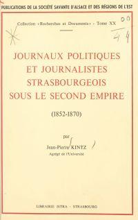 Journaux politiques et jour...