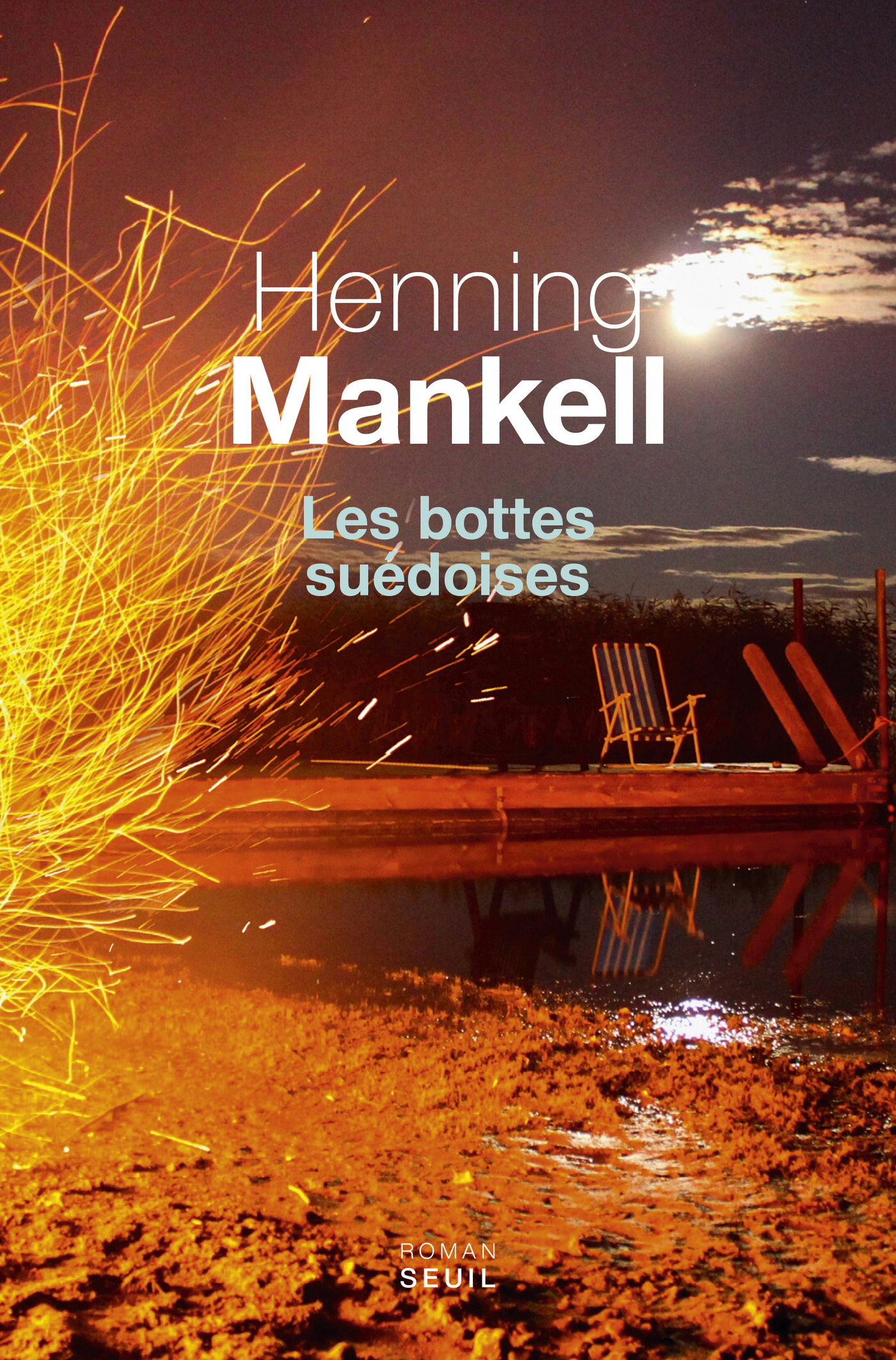Les Bottes suédoises | Mankell, Henning