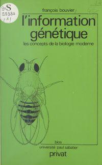 L'information génétique