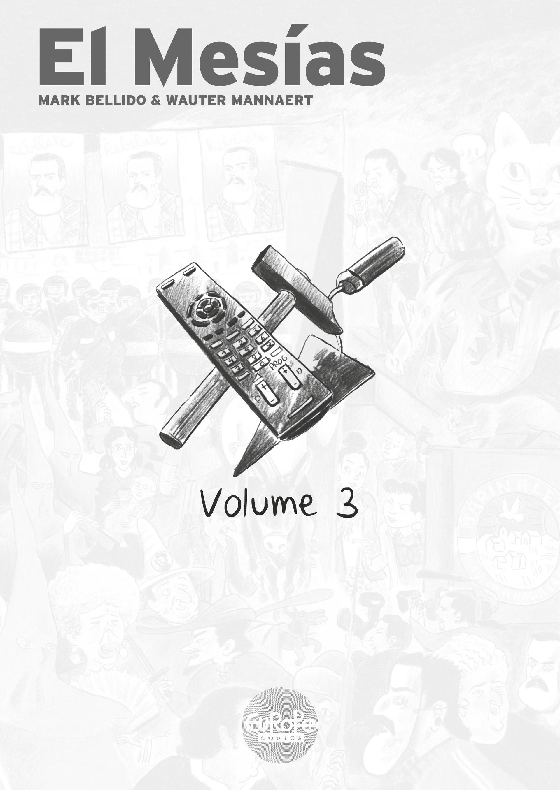 El Mesias - Volume 3