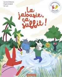 Image de couverture (La Communication pacifiste - La jalousie, ça suffit !)