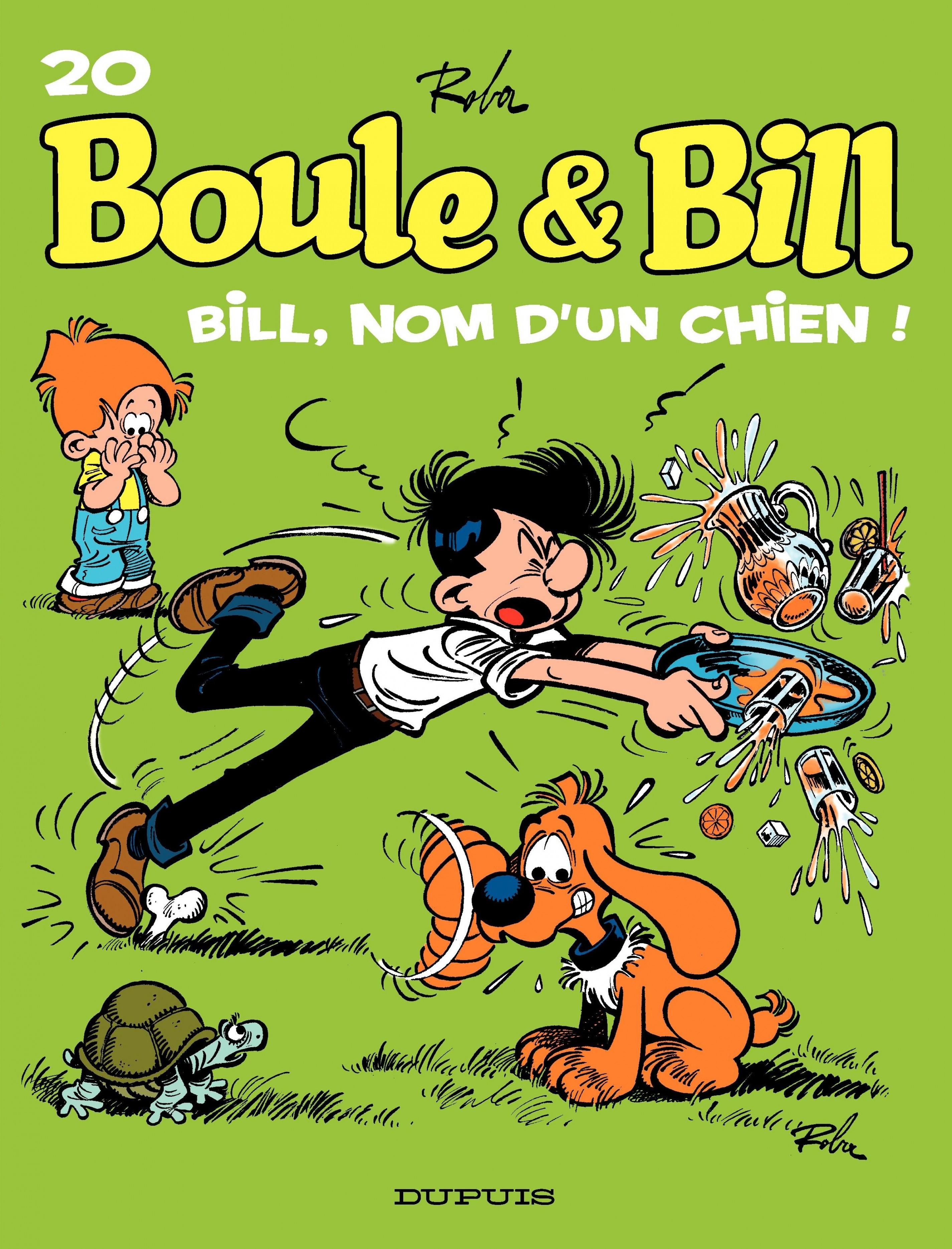 Boule et Bill - Tome 20 - Bill, nom d'un chien ! | Jean Roba,